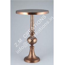 Copper Antique Coffee Table