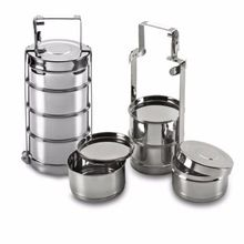 High Quality Stainless Steel Bombay Tiffin
