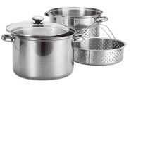 Stainless Steel Steamer Set
