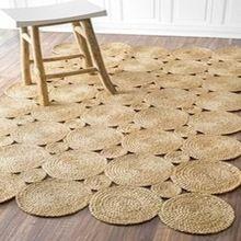 Jute Mat Floor Carpet