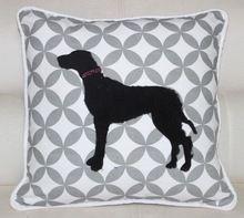 Designer Velvet Cushion Cover