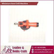 Miniature Hand Drill Machine