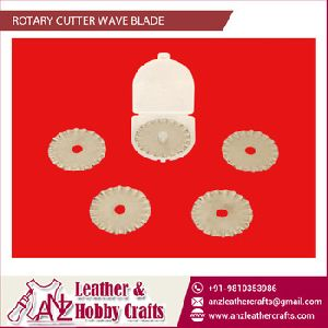 Rotary Cutter Wave Blade