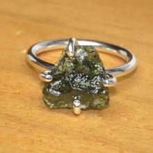 Natural Gemstone Women Ring