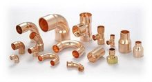 Copper Fitting and Flange
