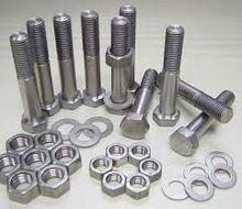 Titanium Bolt Nut Fastener