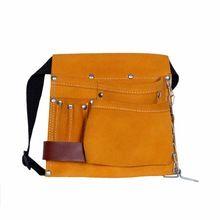 leather heavy duty tool bag