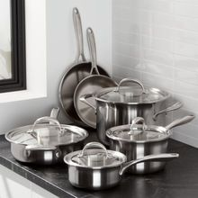 Cheap Stainless Steel Cookware Set