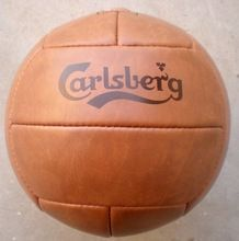 High Quality Branded Soccer Ball Leather