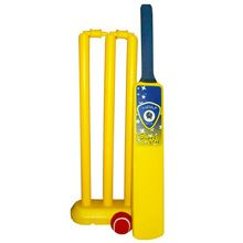 Kids Plastic Cricket Bat Set