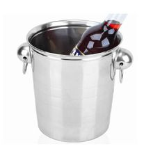 Stainless Steel Beer Ice Bucket