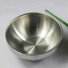 Stainless Steel Deep Serving Bowl