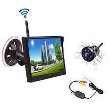 Car LED Rear Camera