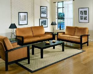 Sheesham Wooden Sofa Set
