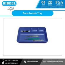 Autoclavable Plastic Tray