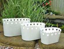 Planter Wedding Decor Flower Pot