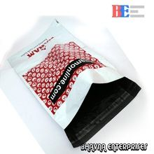 Colored poly mailer bags