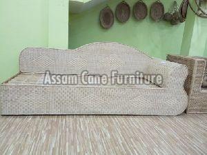 Cane Sofa Cum Bed