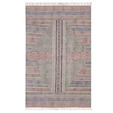 Cotton Dhurrie Rug