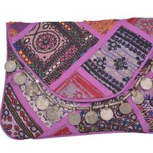 Embroidered Thai Boho Wallet