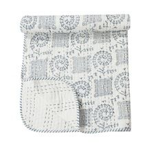 Print Baby Quilt