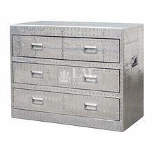 Aluminium Storage Chest Cabinet