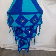 Handcrafted Fabric Lamp Shade