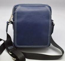 shoulder bag leather simple bag sling bag men