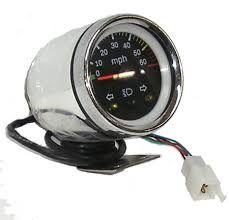 Speedometer & Cable