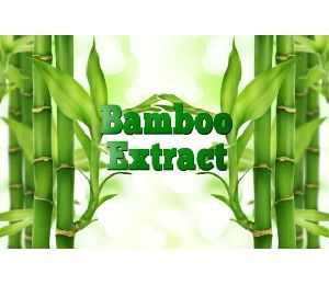 bamboo extract powder