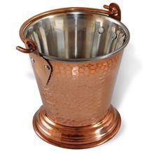 Copper Balti Bucket