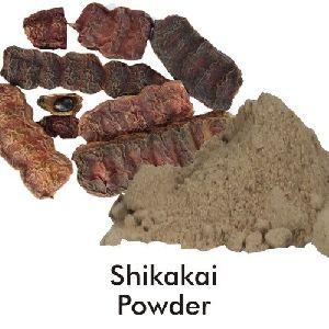 Dried Acacia concinna-Shikakai