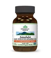 Organic Amalaki capsules