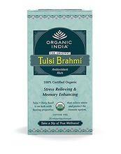 Organic Tulsi Brahmi Tea Bags