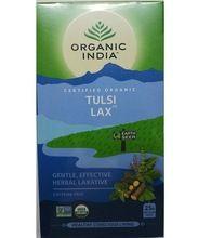 Organic Tulsi Lax Tea Bags