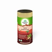 Organic Tulsi Masala Chai Tea Bags