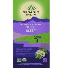 Organic Tulsi Sleep Tea Bags