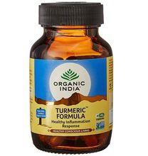 Organic Turmeric Formula capsules