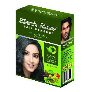 Powder Hair Dye Black hair color