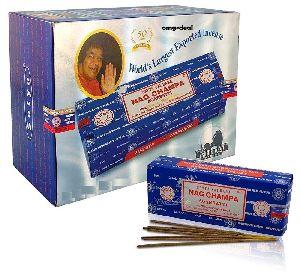 Satya Nagchampa Incense Sticks