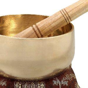 Singing Bowl Brass