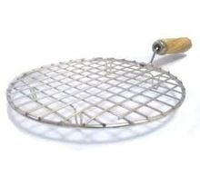 Stainless Steel Round Roti Grill