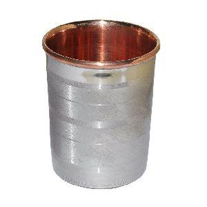 steel copper glass