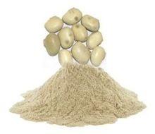 White Kaunch Seed powder