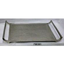 Aluminium Metal Rectangular Tray
