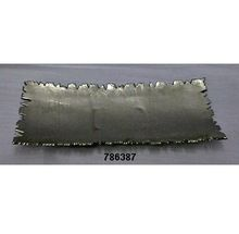 Aluminium Rectangular Fruit Dish Plate
