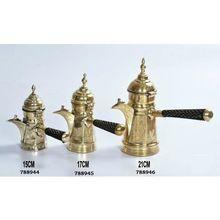 Arabic Brass Metal Coffee Pot