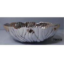 Table Decoration Aluminium Fruit Bowl
