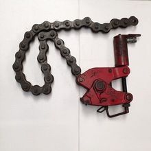 Hydraulic Heavy Duty Chain Pipe Cutter