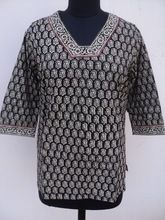 Cotton Sanganeri Block Printed Blouses